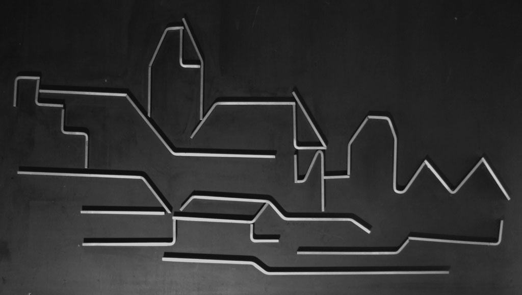 die exponate der stadtteilgeschichtlichen sammlungen rot. Black Bedroom Furniture Sets. Home Design Ideas